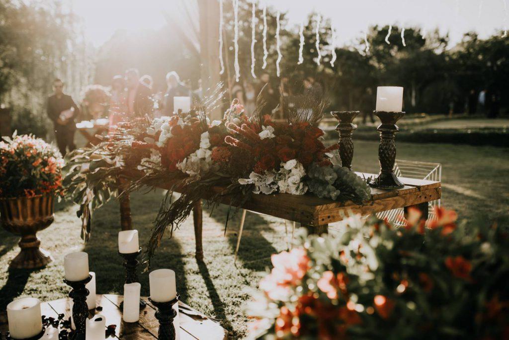 organicja ślubu w plenerze